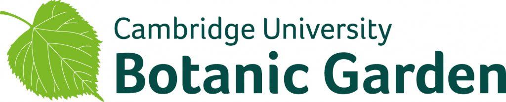 Cambridge University Botanic Garden logo